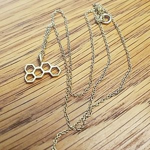 Jewelry - Honeycomb Necklace